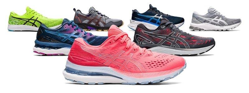 Best ASICS Running Shoes for Women