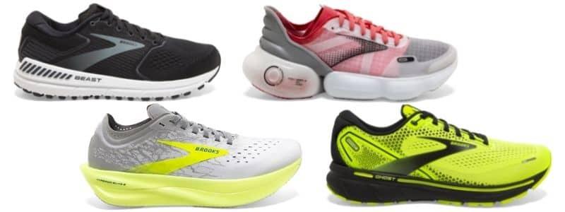 best brooks running shoes for men
